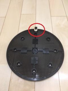 ライズボールプランター 鉢底ネット